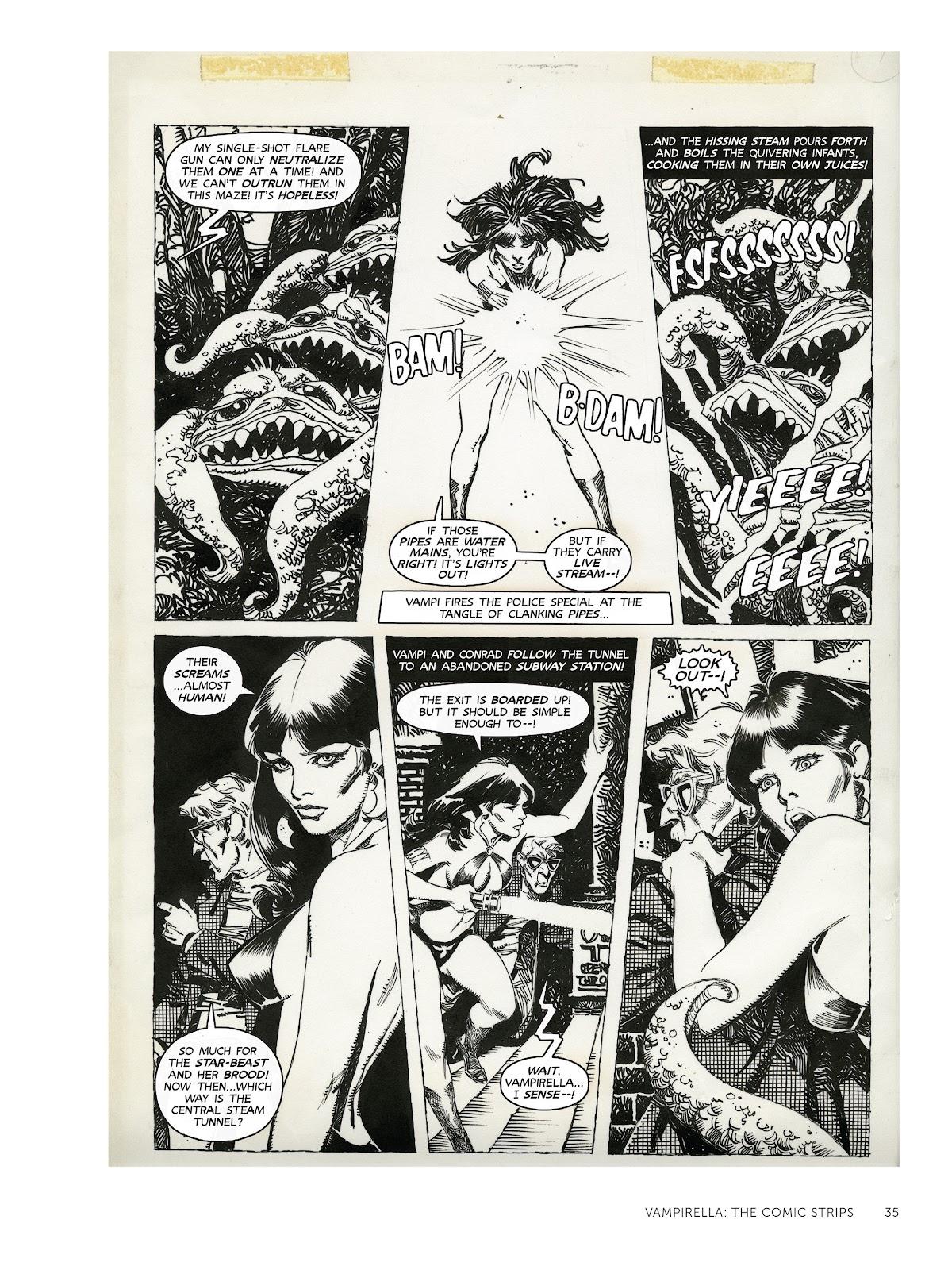 Read online The Art of Jose Gonzalez comic -  Issue # TPB (Part 1) - 36