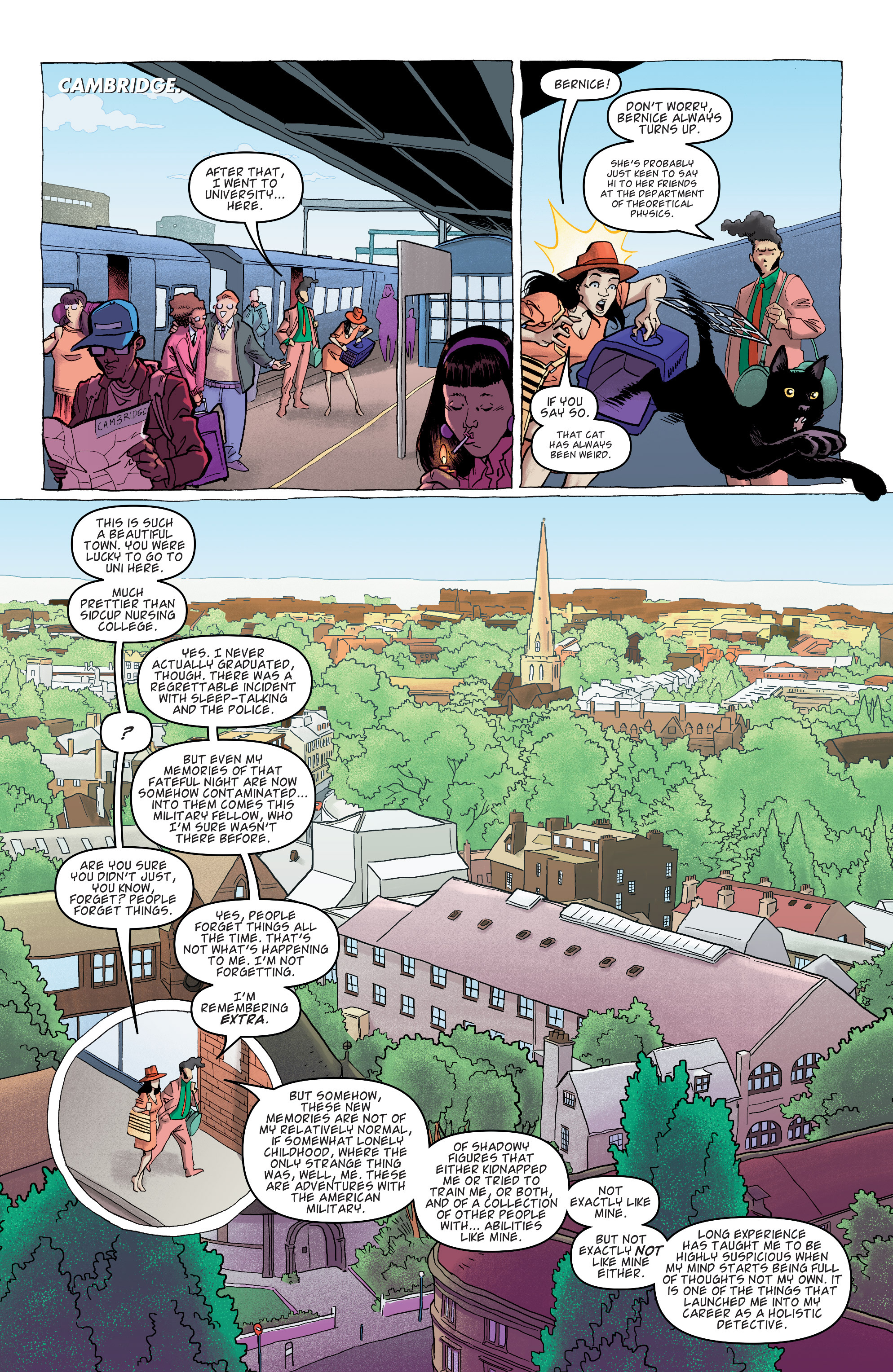 Read online Night Owl Society comic -  Issue #1 - 40