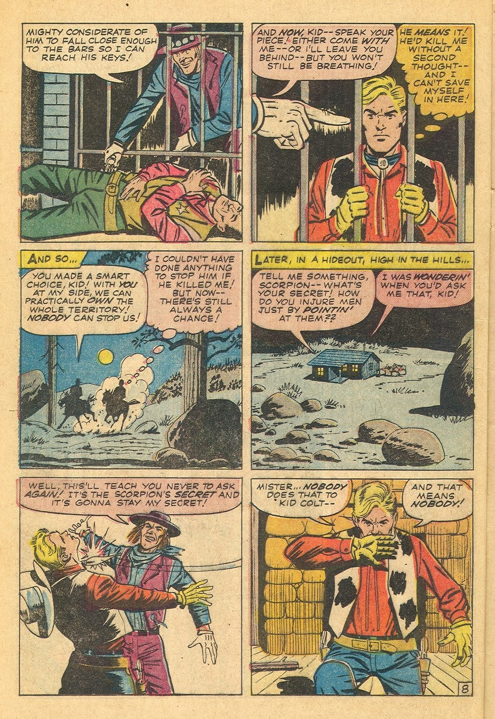 Kid Colt Outlaw issue 115 - Page 12