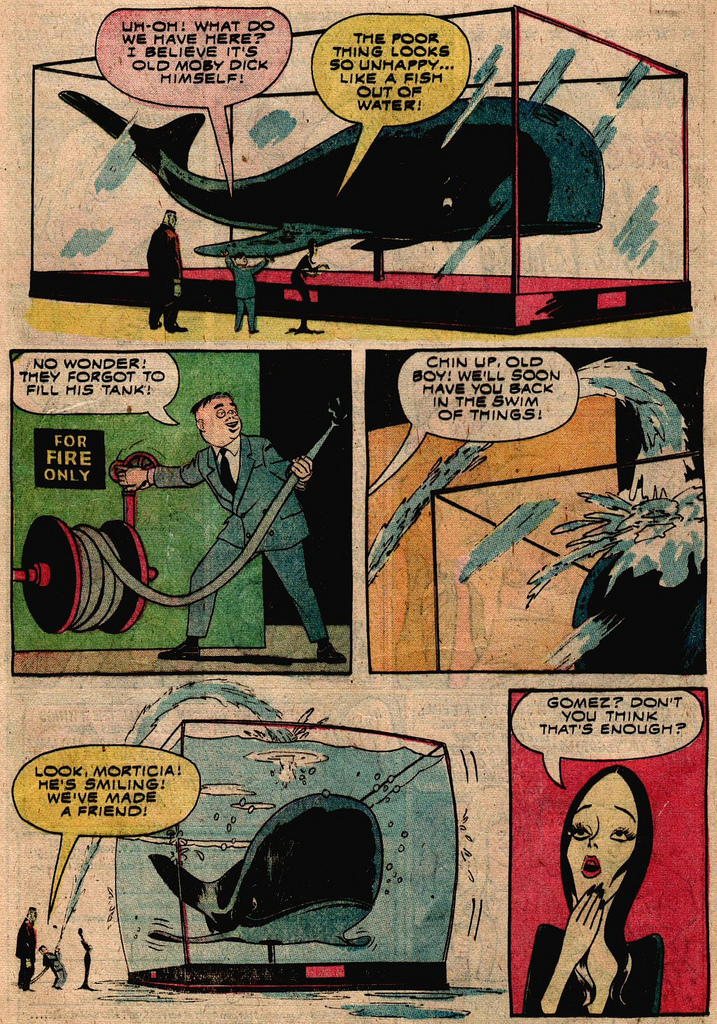 Read online Addams Family comic -  Issue #2 - 10