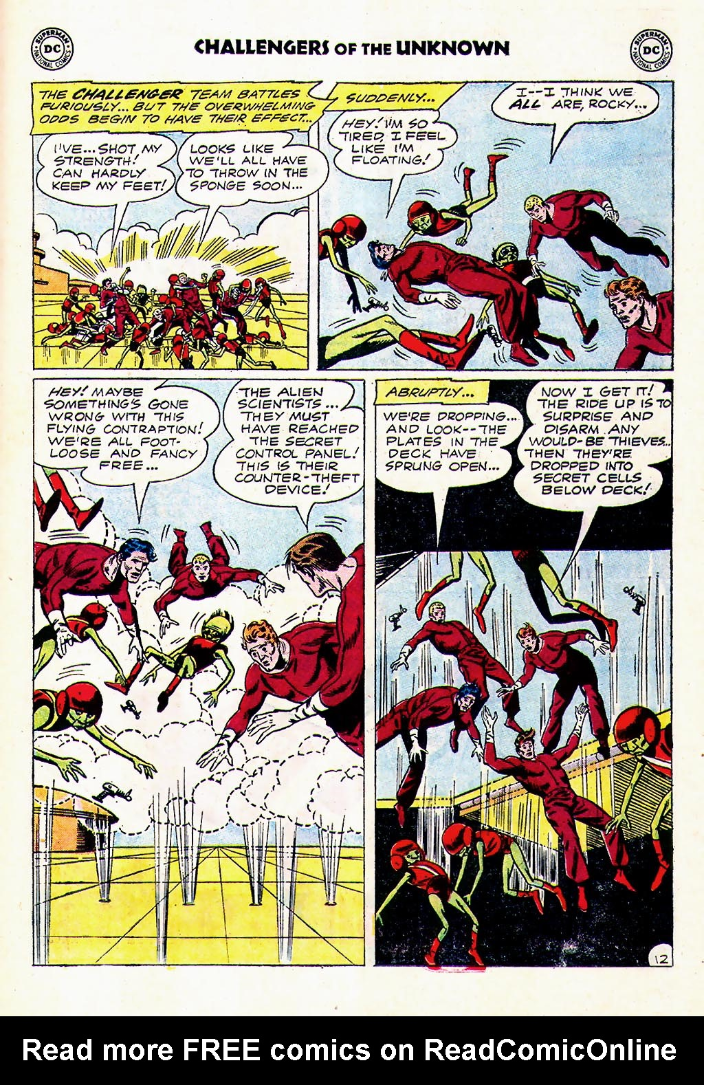 Challengers of the Unknown (1958) issue 23 - Page 31