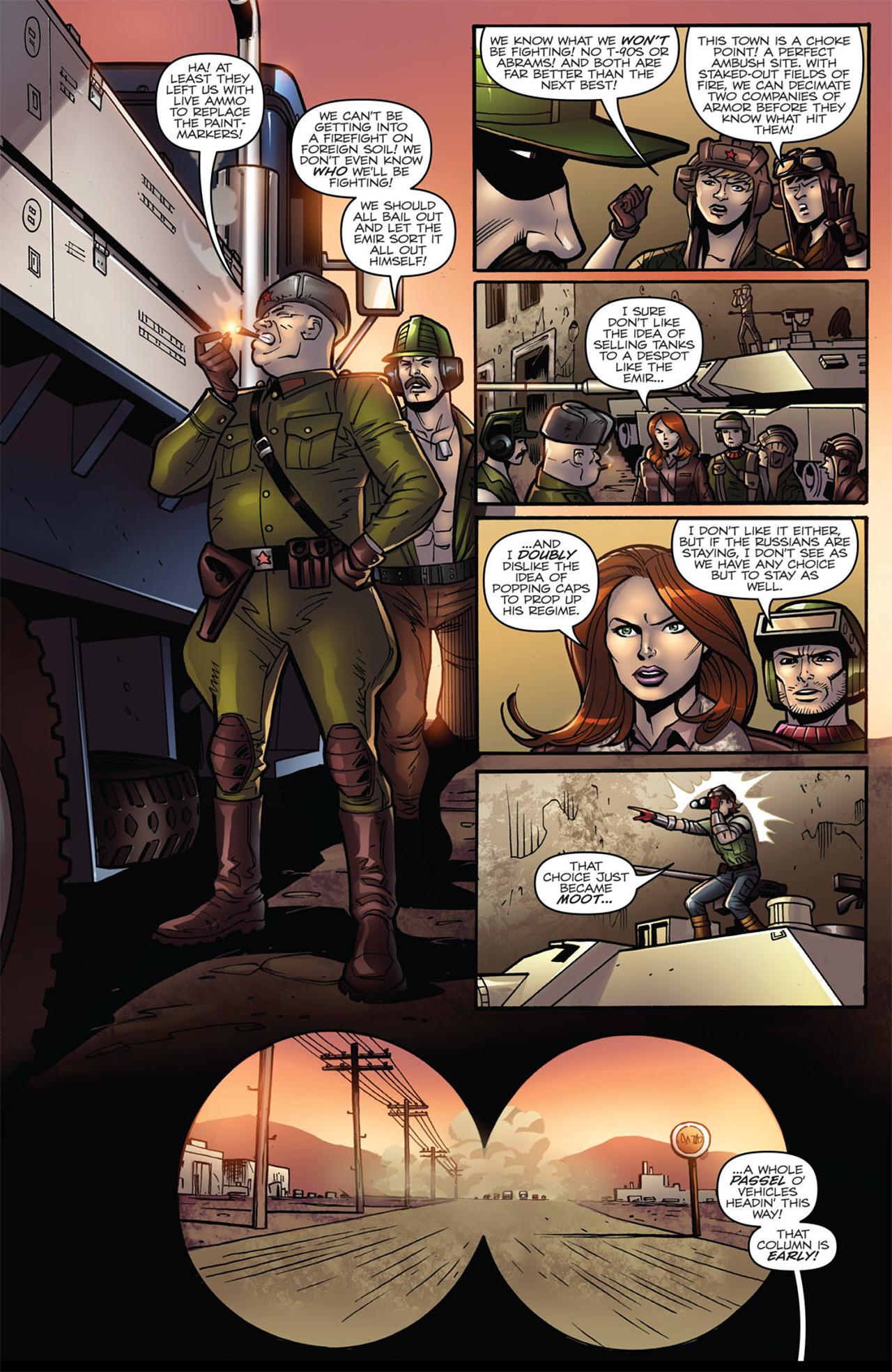G.I. Joe: A Real American Hero 173 Page 18