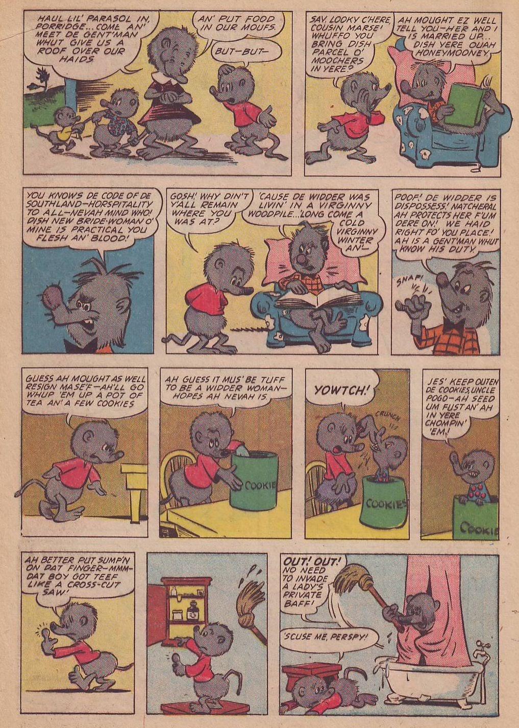 Read online Animal Comics comic -  Issue #17 - 12