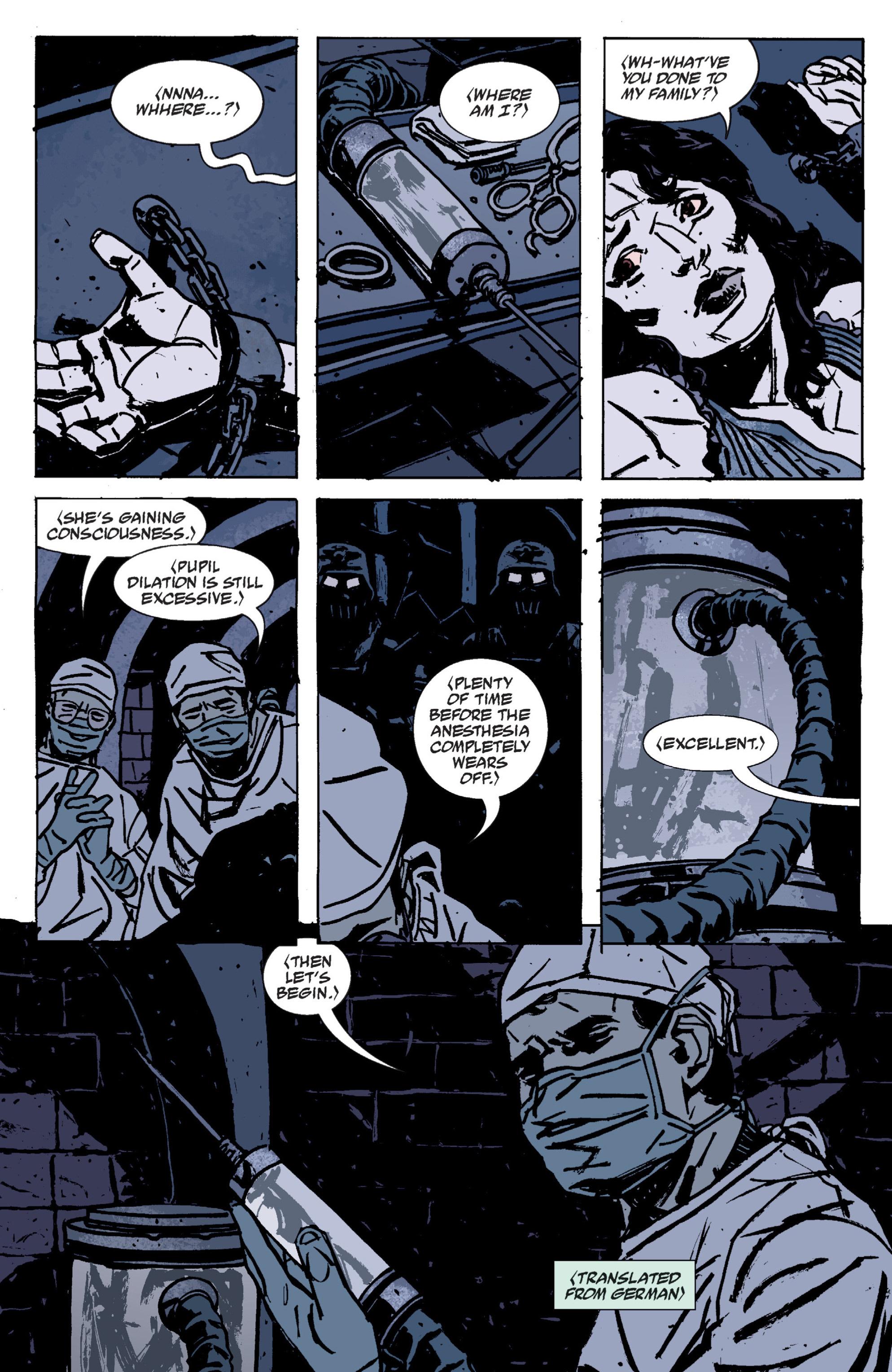 Read online B.P.R.D. (2003) comic -  Issue # TPB 9 - 9