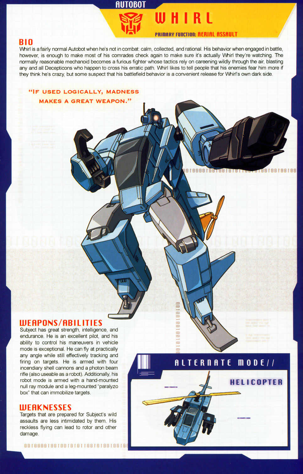 Read online Transformers: More than Meets the Eye comic -  Issue #7 - 45