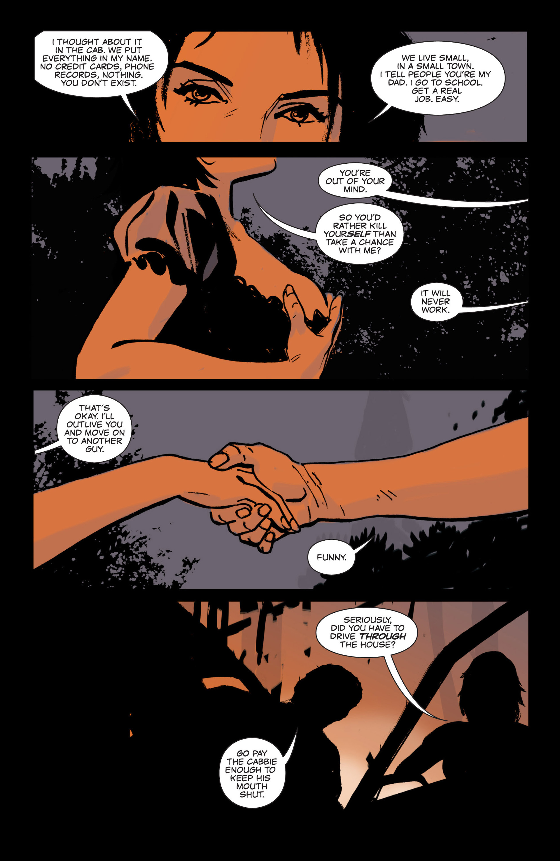 Read online Sex and Violence comic -  Issue # Full - 29