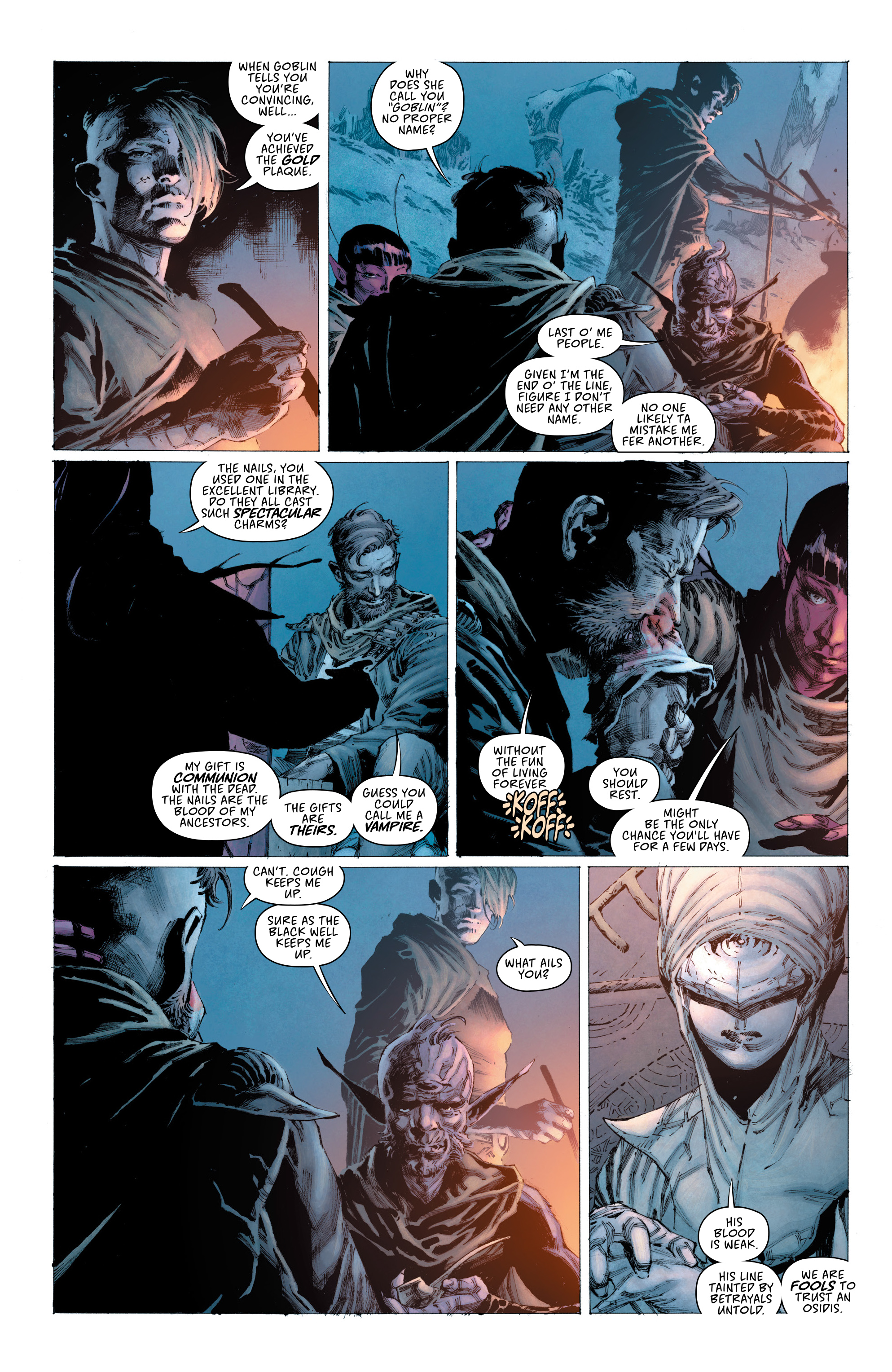 Read online Seven To Eternity comic -  Issue #4 - 5