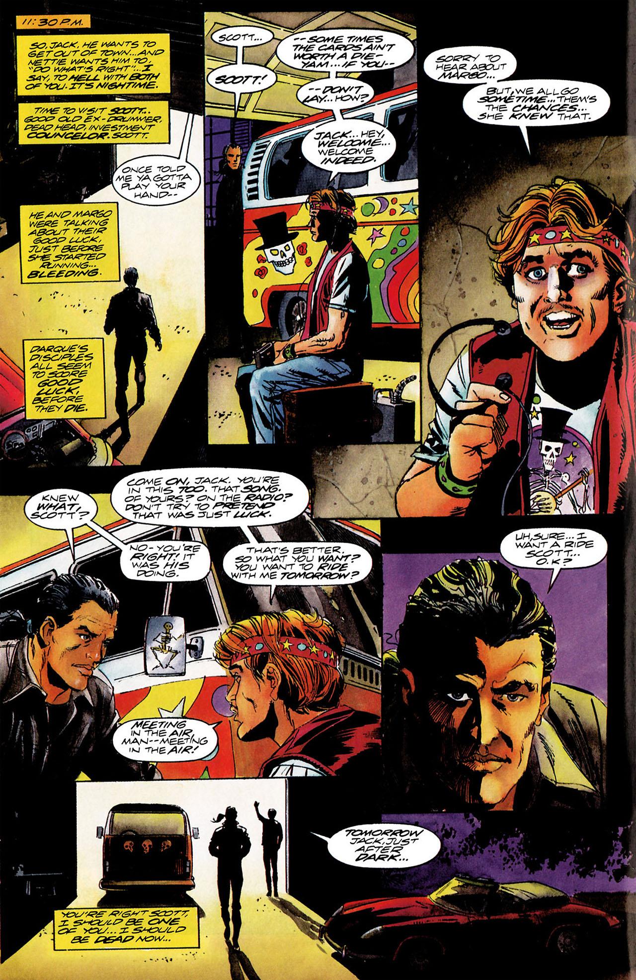 Read online Shadowman (1992) comic -  Issue #12 - 10