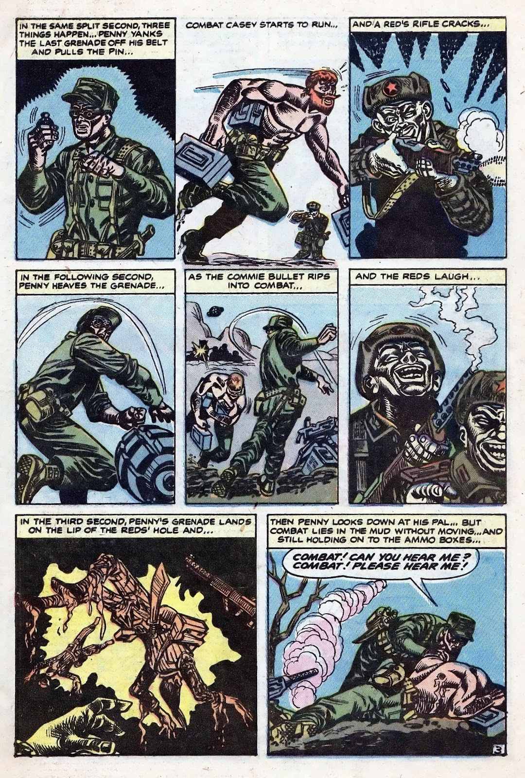 Combat (1952) issue 8 - Page 5