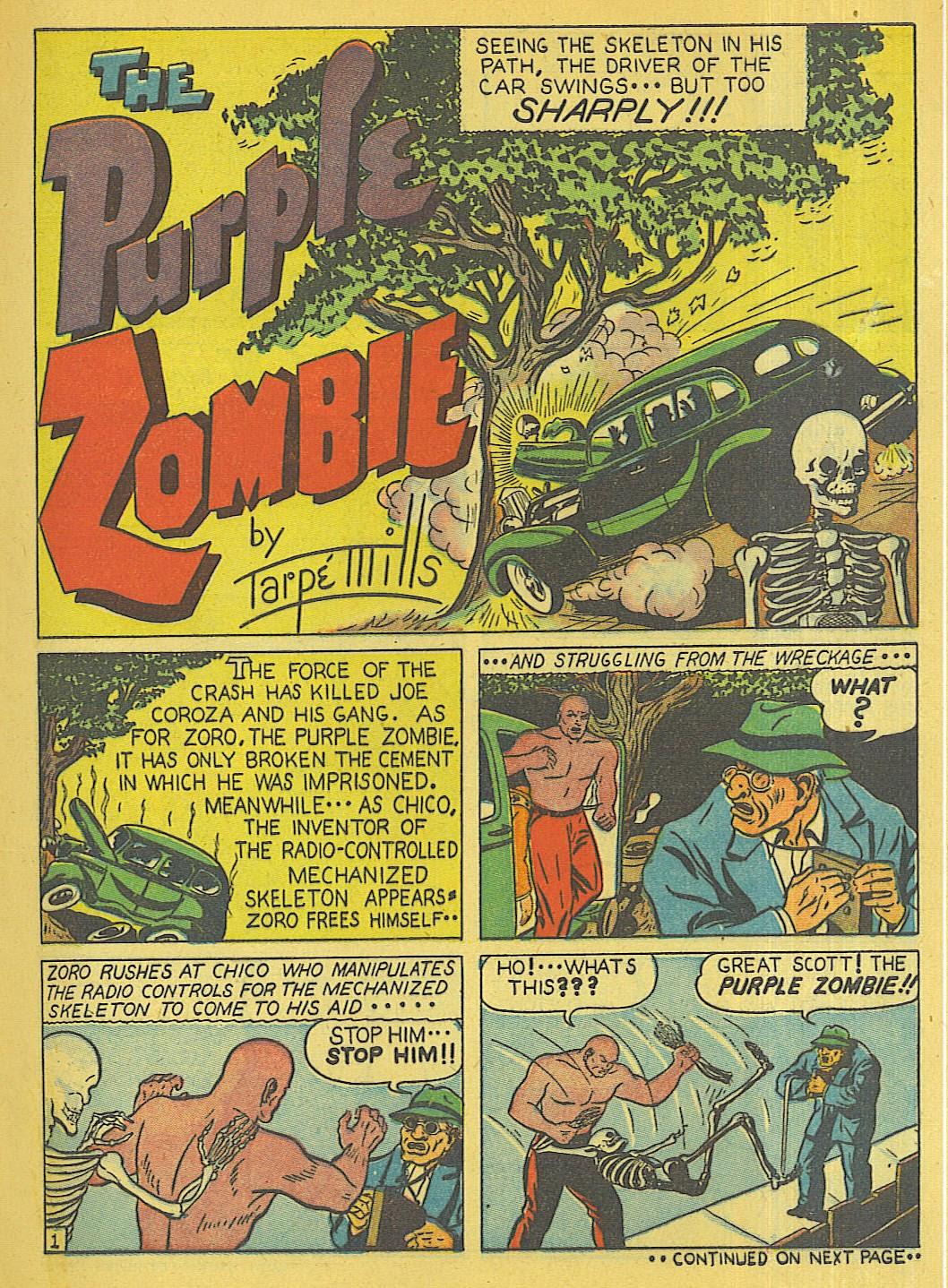 Reglar Fellers Heroic Comics issue 5 - Page 14