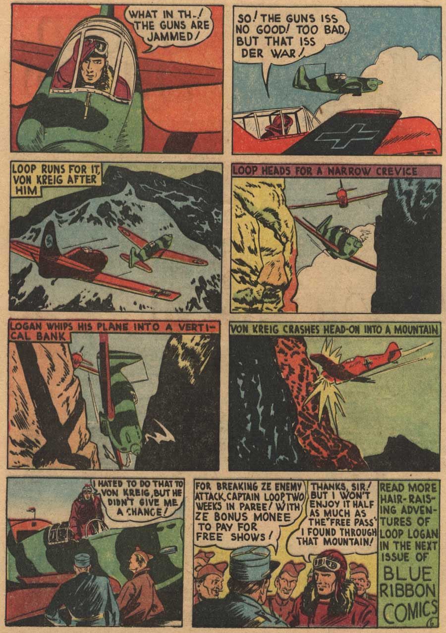 Blue Ribbon Comics (1939) issue 7 - Page 60