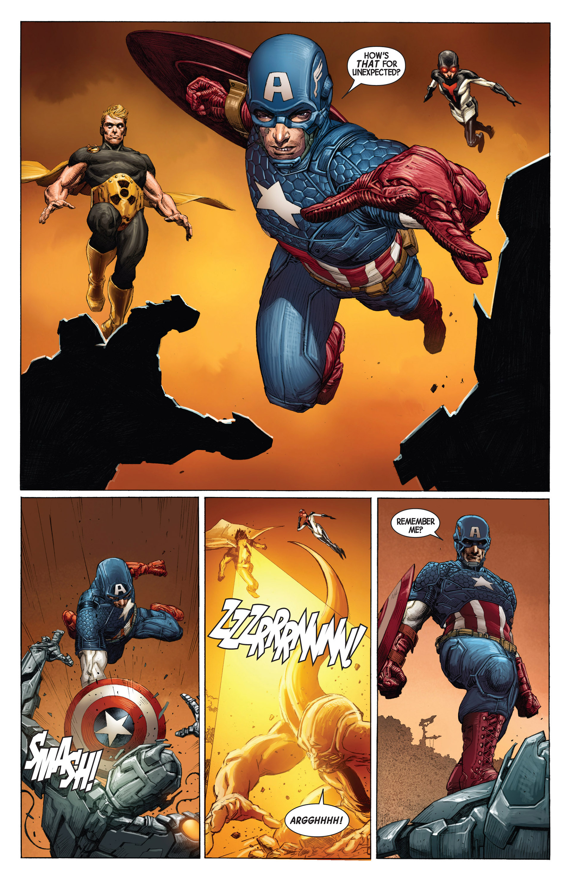 Read online Avengers (2013) comic -  Issue #3 - 10