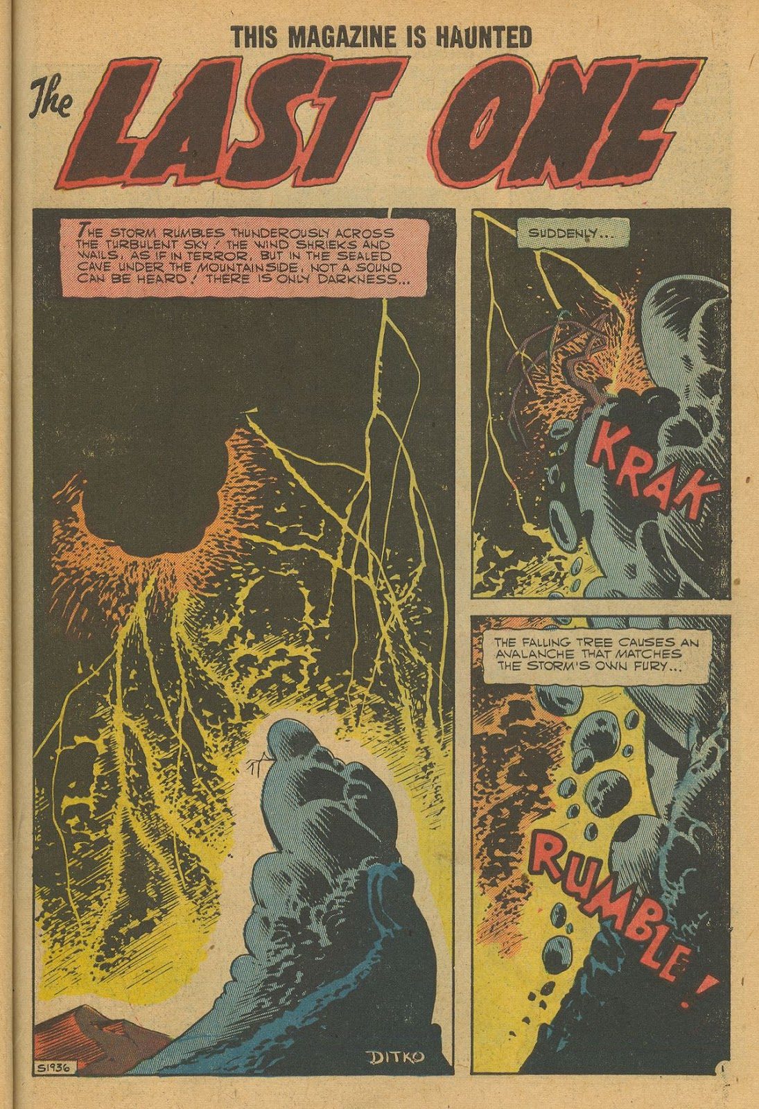Read online This Magazine Is Haunted comic -  Issue #12 - 27