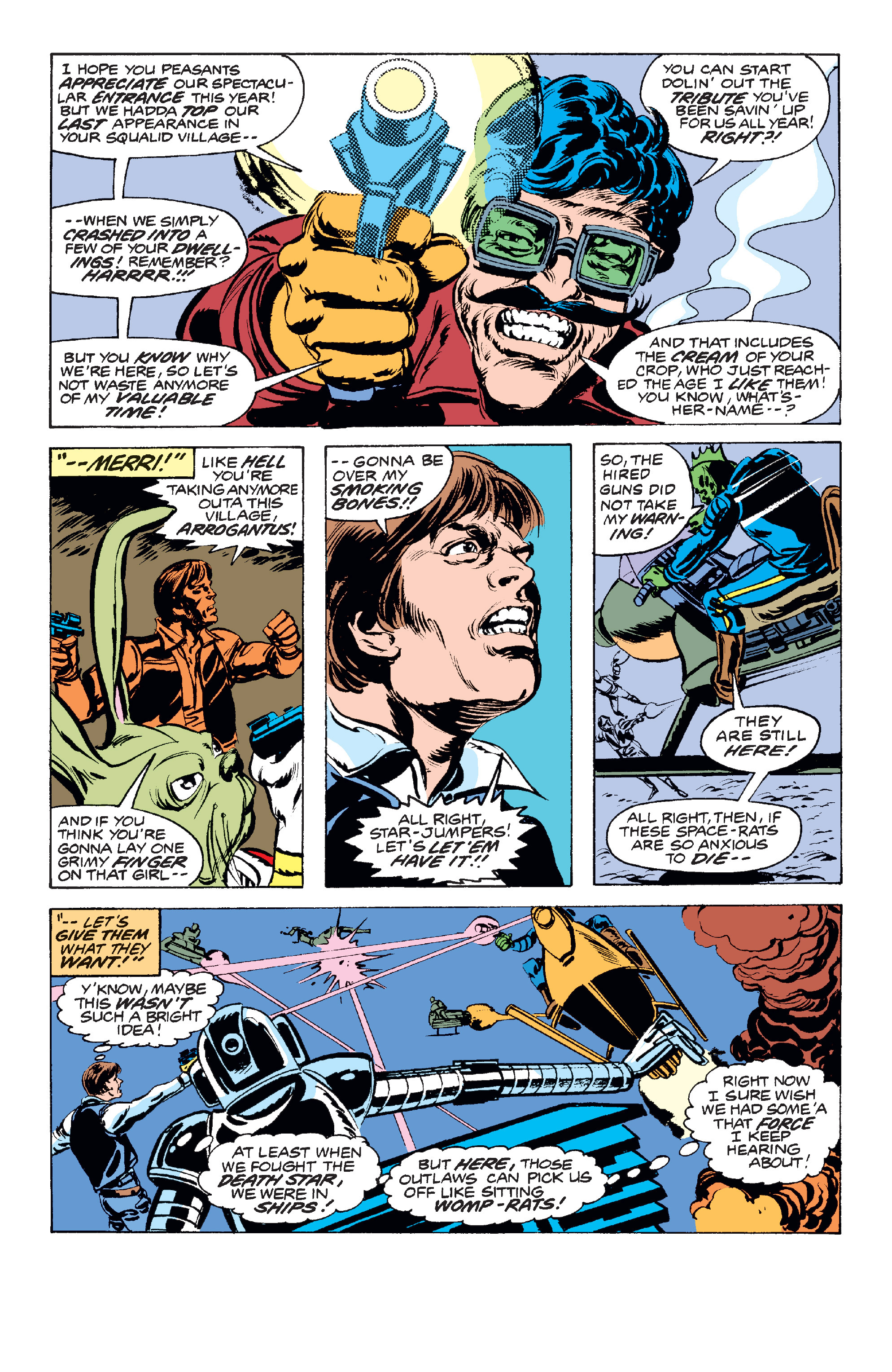 Read online Star Wars Omnibus comic -  Issue # Vol. 13 - 164