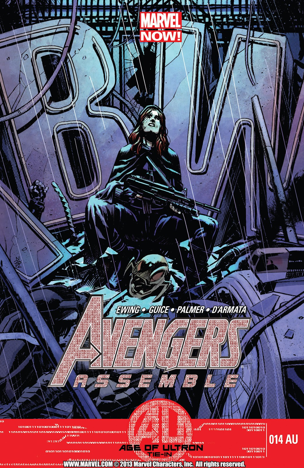 Read online Age of Ultron Companion comic -  Issue # TPB (Part 1) - 3