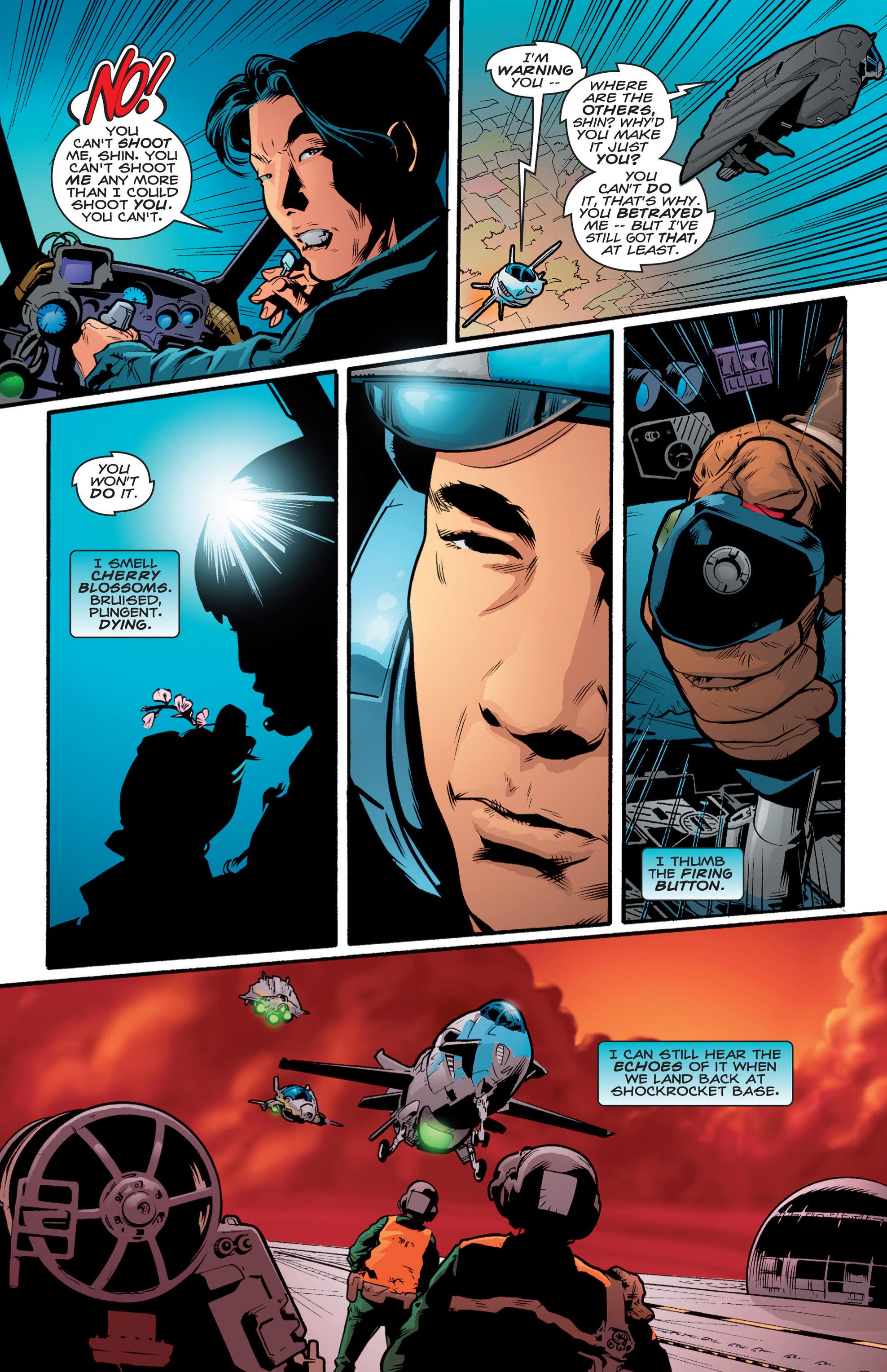 Read online Shockrockets comic -  Issue # TPB - 75
