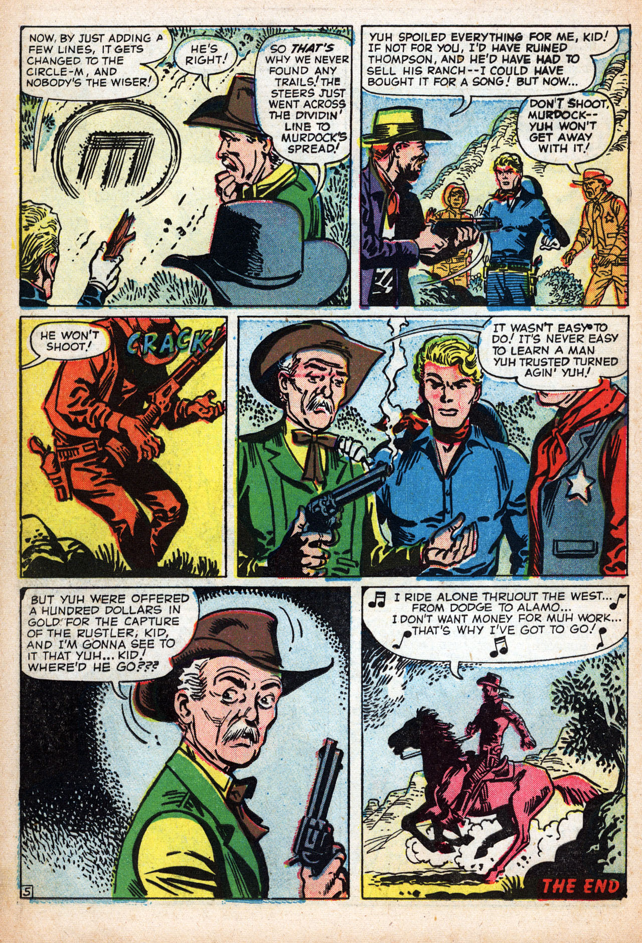 Read online Two-Gun Kid comic -  Issue #42 - 18