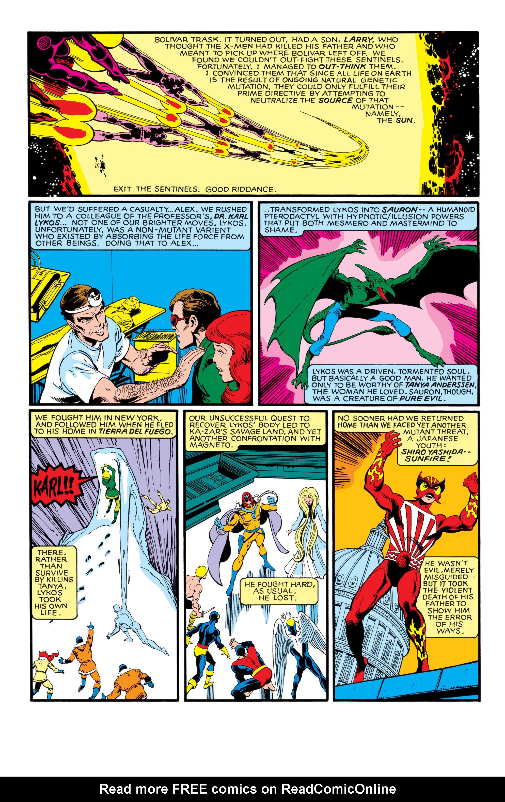 Read online Uncanny X-Men (1963) comic -  Issue #138 - 11