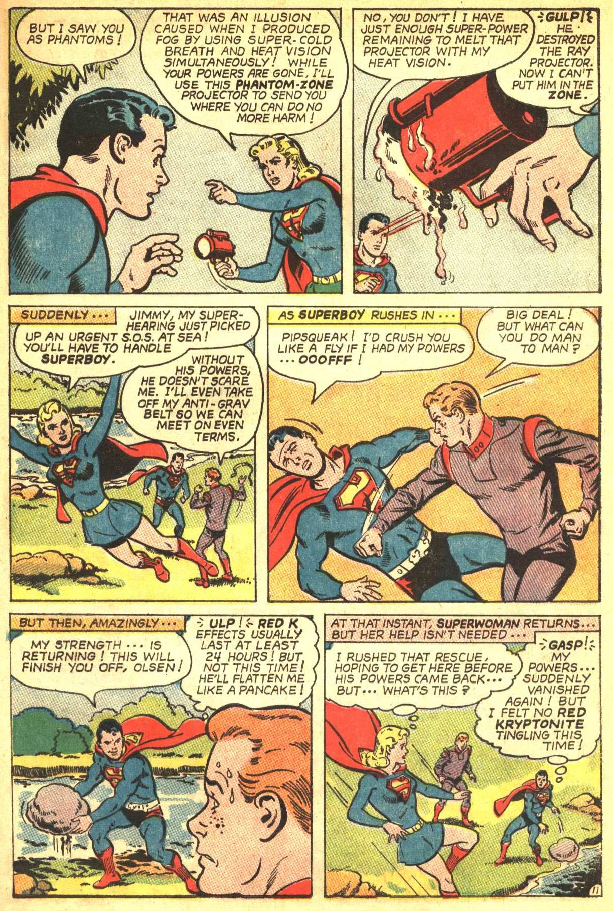 Read online Action Comics (1938) comic -  Issue #333 - 31