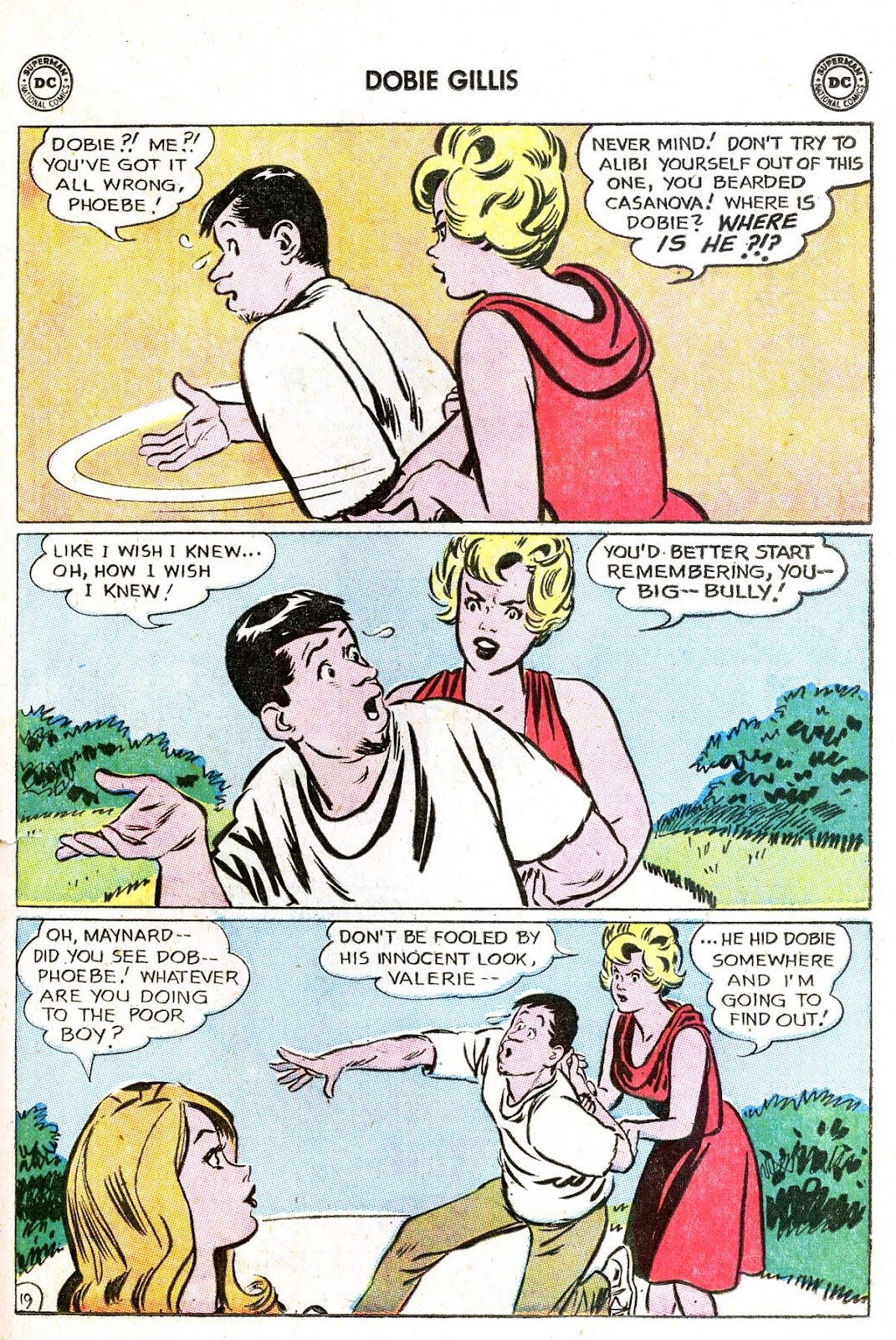 Many Loves of Dobie Gillis issue 21 - Page 23