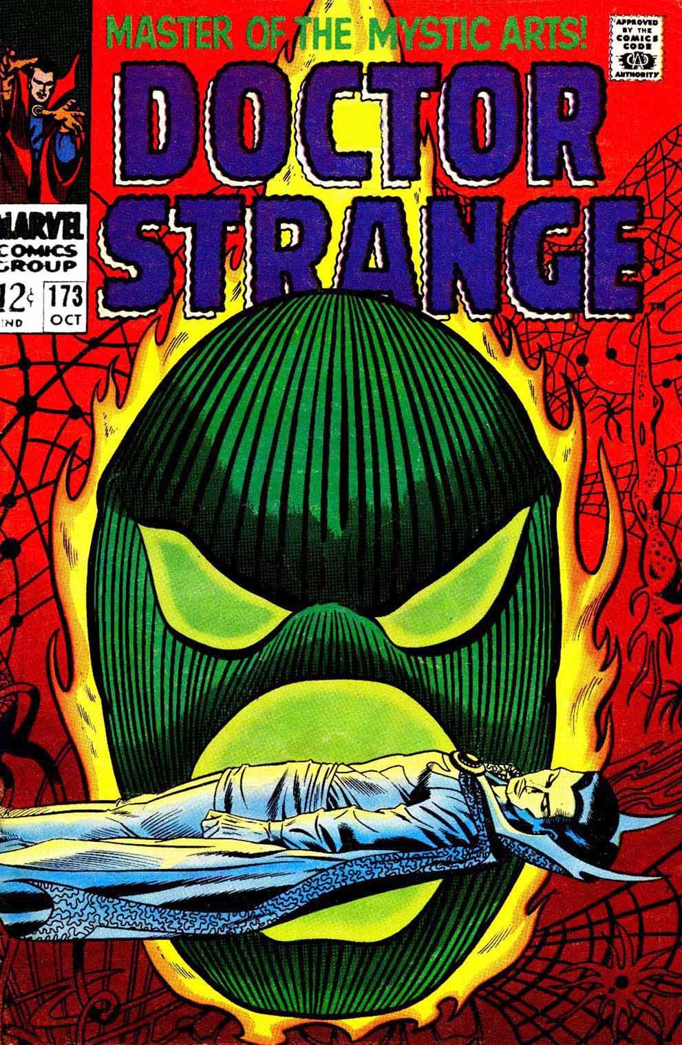 Doctor Strange (1968) 173 Page 1
