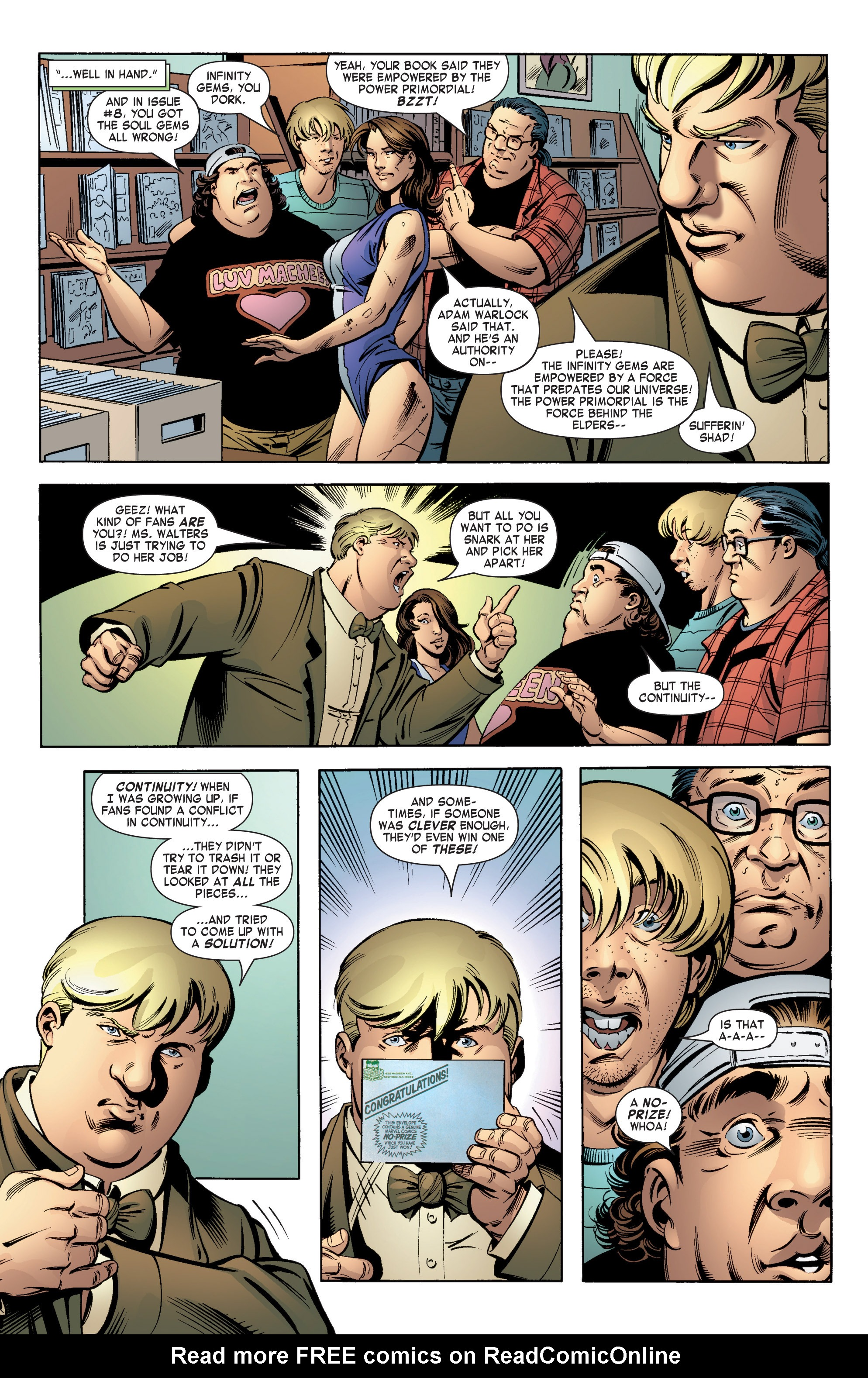 Read online She-Hulk (2004) comic -  Issue #12 - 15