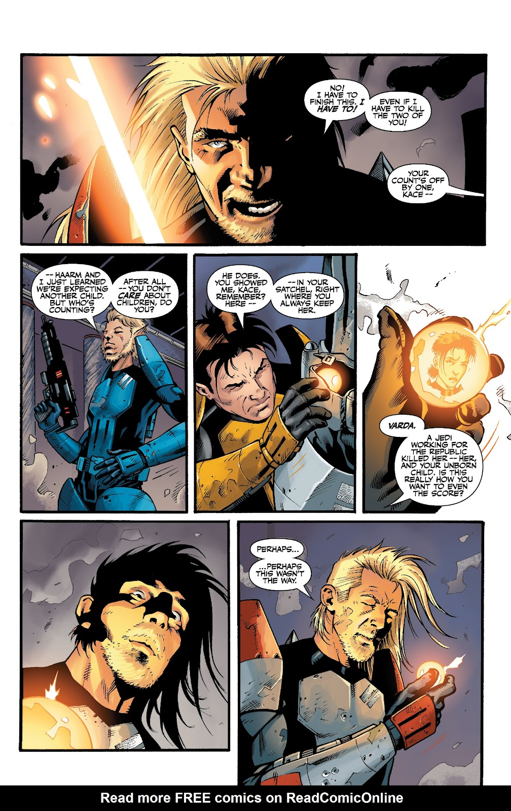 Read online Star Wars Legends: The Old Republic - Epic Collection comic -  Issue # TPB 3 (Part 5) - 12