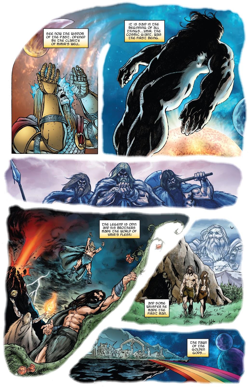 Read online Thor: Ragnaroks comic -  Issue # TPB (Part 3) - 15