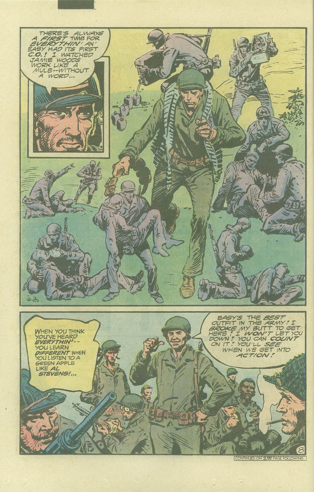 Sgt. Rock issue 387 - Page 11