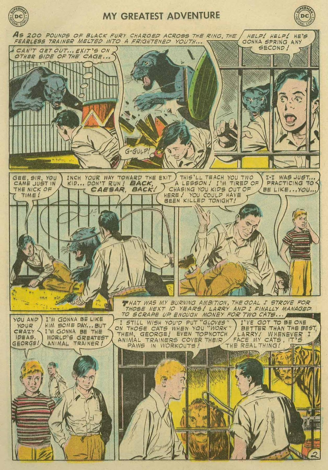 My Greatest Adventure (1955) issue 5 - Page 26