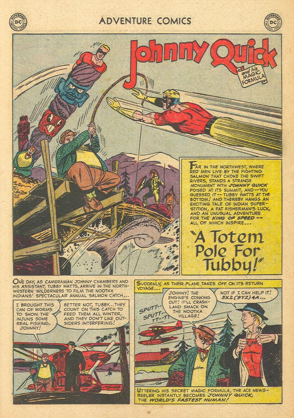 Read online Adventure Comics (1938) comic -  Issue #176 - 25