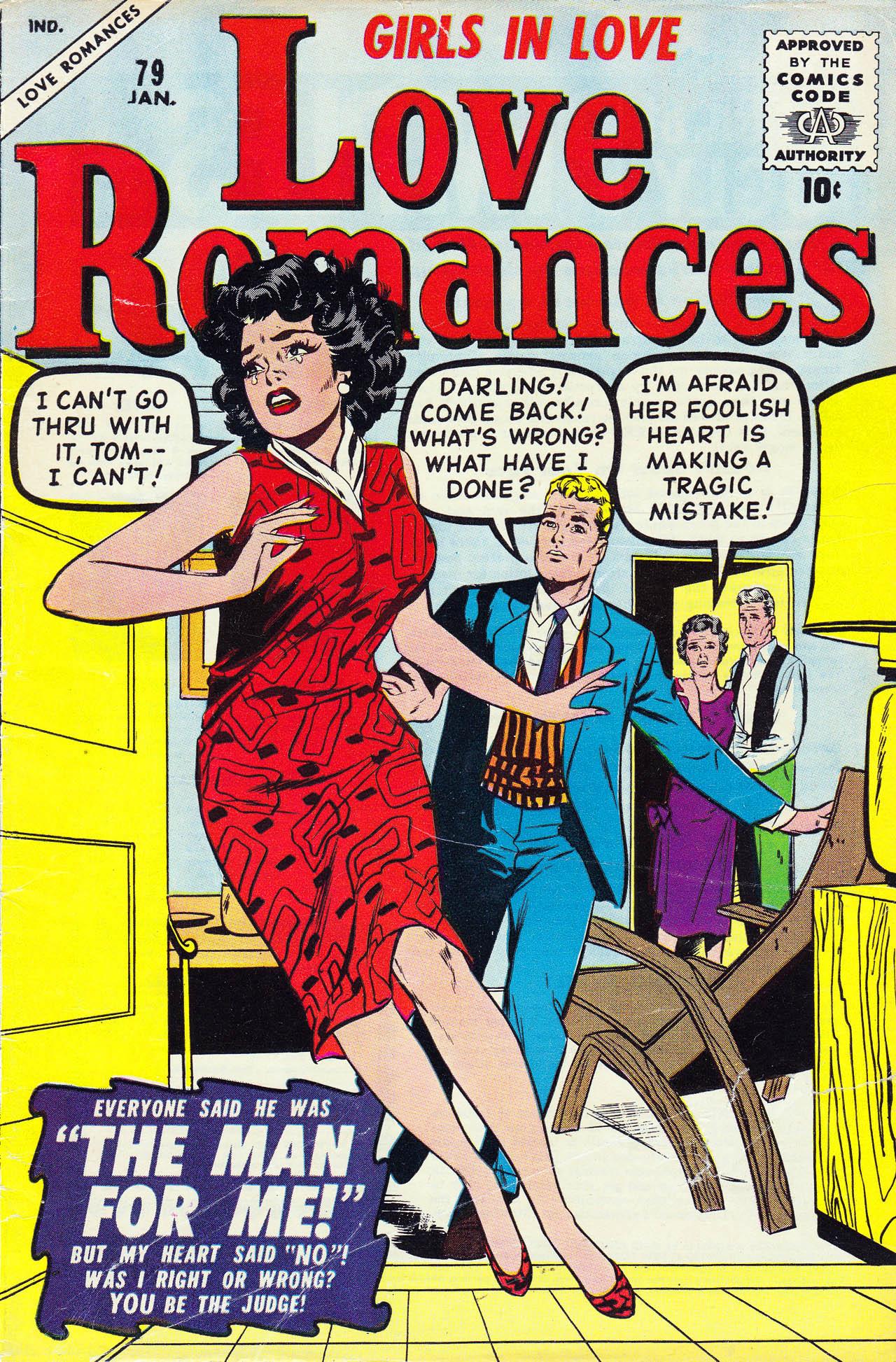 Love Romances 79 Page 1