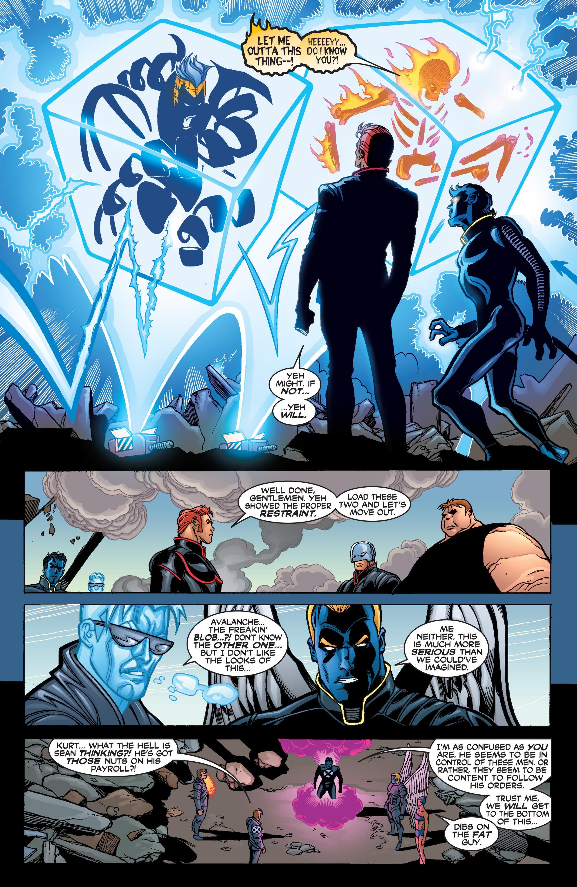 Read online Uncanny X-Men (1963) comic -  Issue #402 - 16