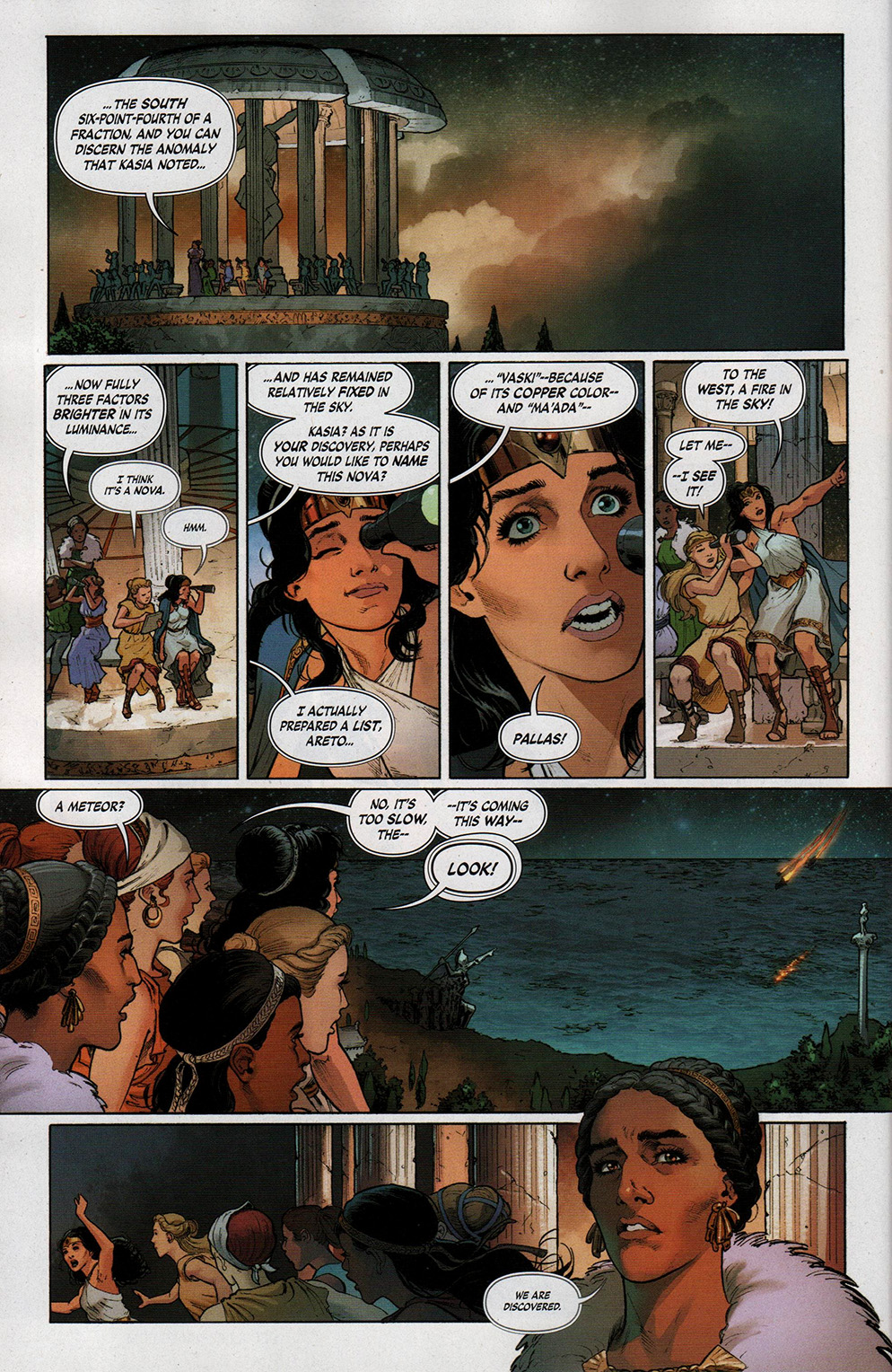 Read online Free Comic Book Day 2017 comic -  Issue # Wonder Woman 1 - 17