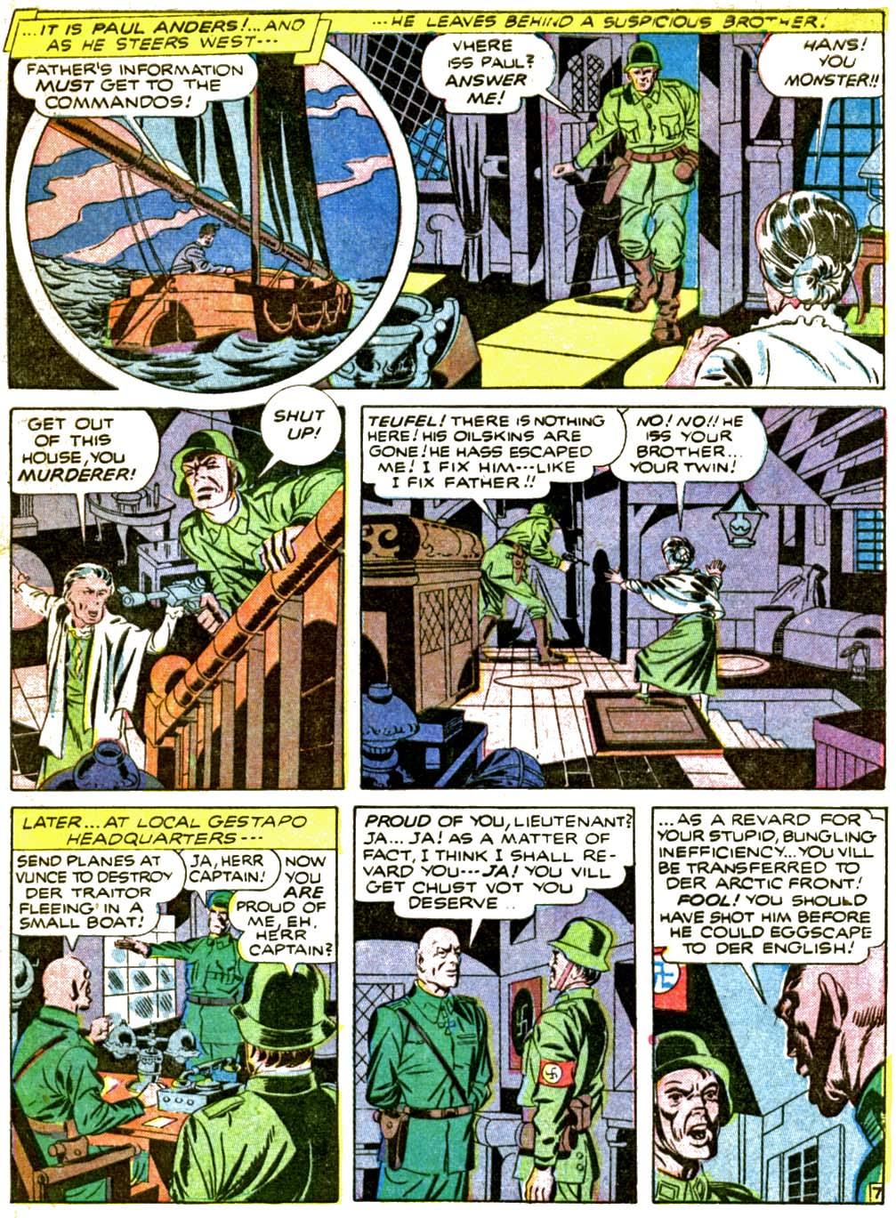 Boy Commandos issue 2 - Page 9