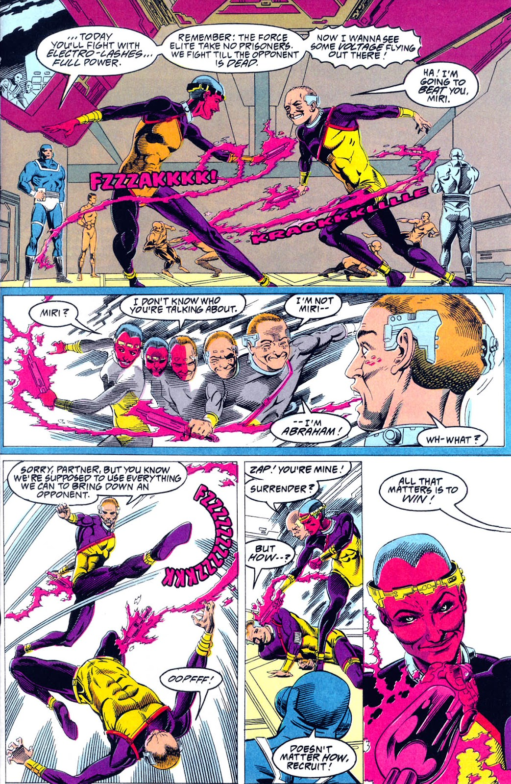 Read online Team Titans comic -  Issue #1b - 10