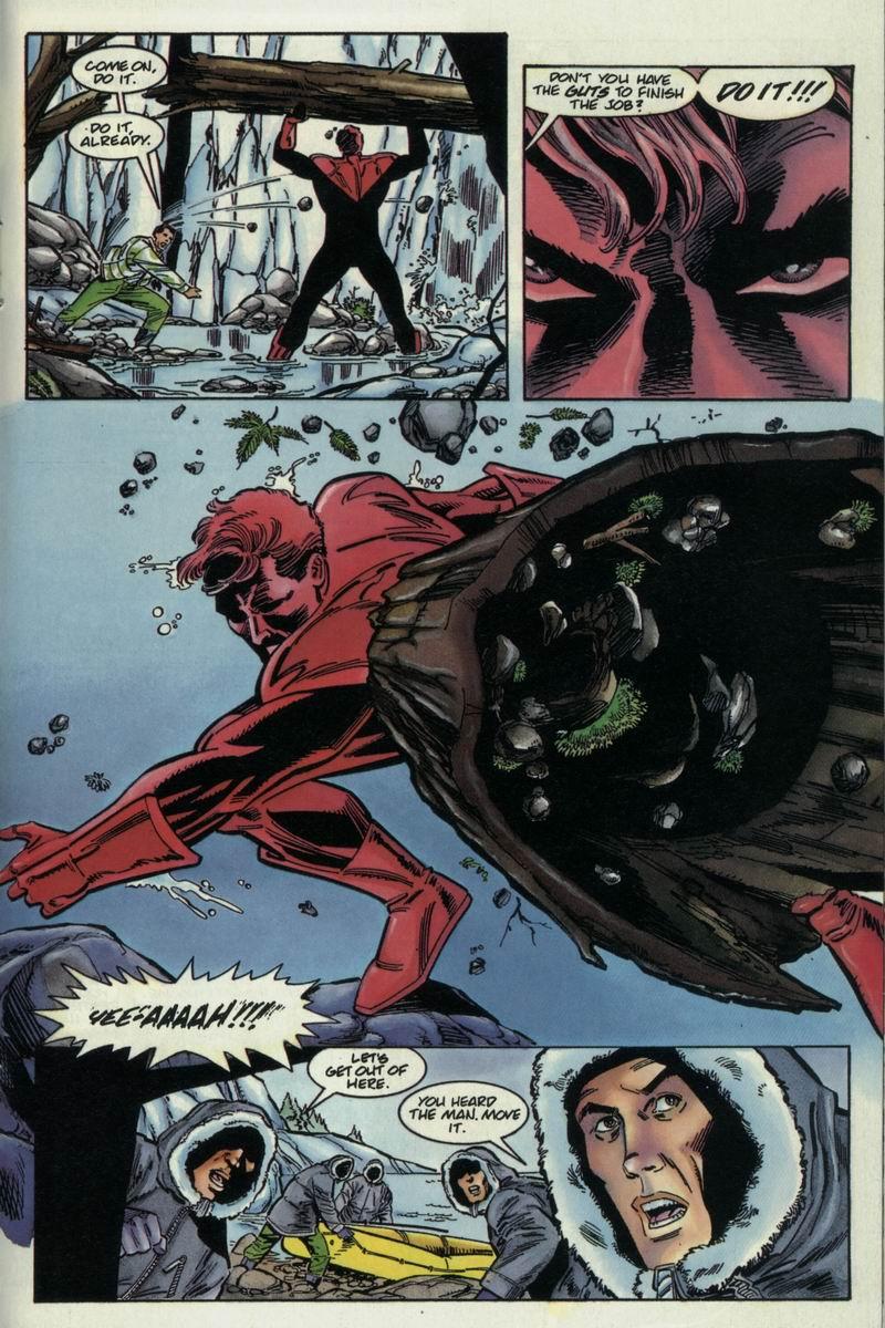 Read online Harbinger Files comic -  Issue #2 - 15
