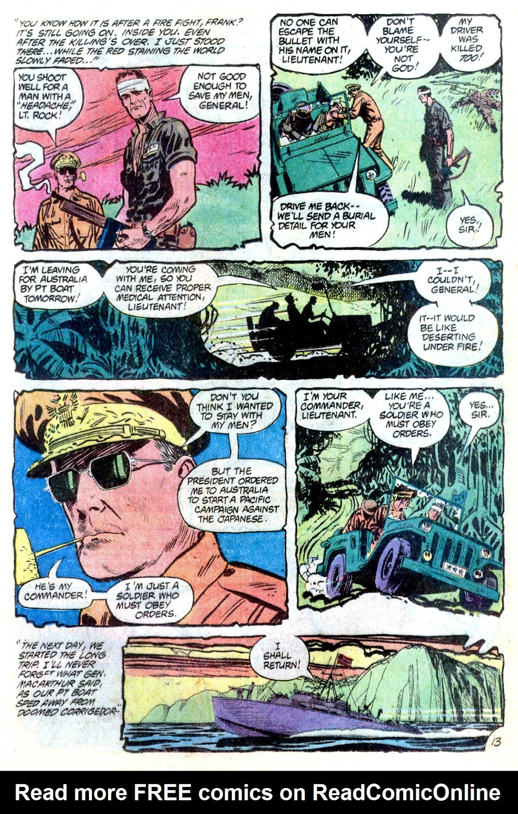 Sgt. Rock issue Annual 2 - Page 15