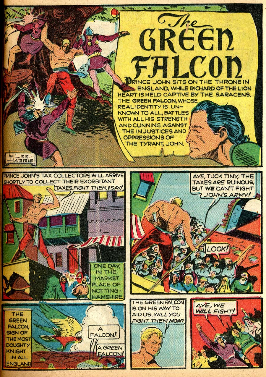 Blue Ribbon Comics (1939) issue 8 - Page 61
