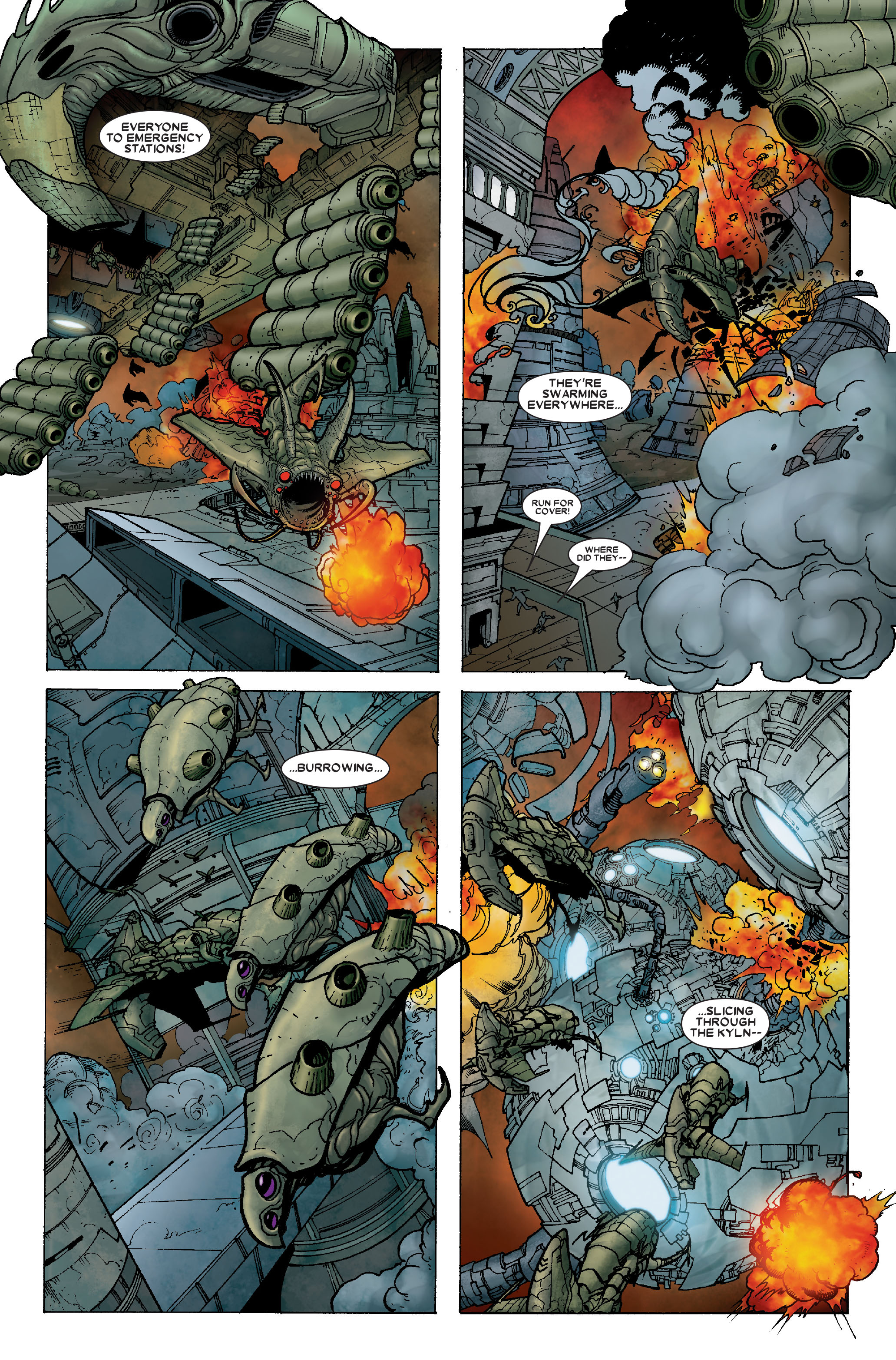 Read online Annihilation: Prologue comic -  Issue #Annihilation: Prologue Full - 6