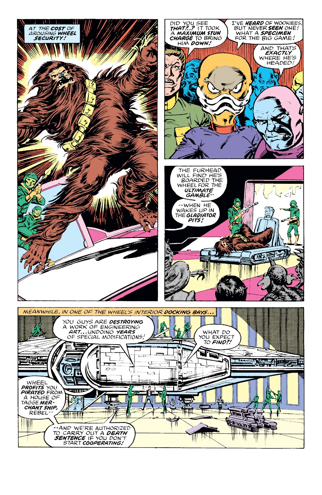 Read online Star Wars Legends: The Original Marvel Years - Epic Collection comic -  Issue # TPB 1 (Part 4) - 42