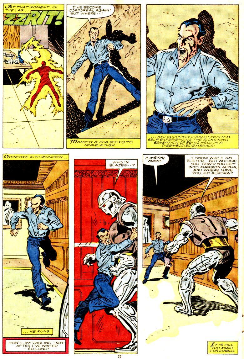 Read online Alpha Flight (1983) comic -  Issue # _Annual 1 - 23