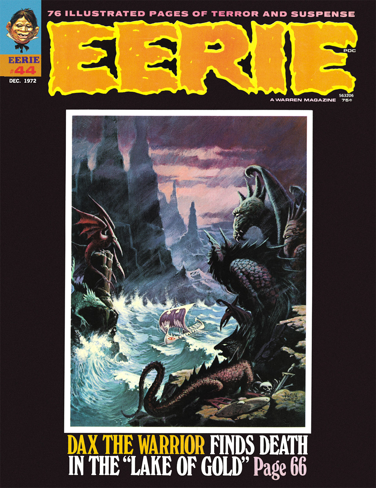 Read online Eerie Archives comic -  Issue # TPB 9 - 78
