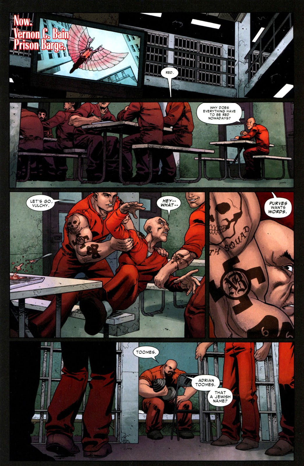 Web of Spider-Man (2009) Issue #5 #5 - English 4