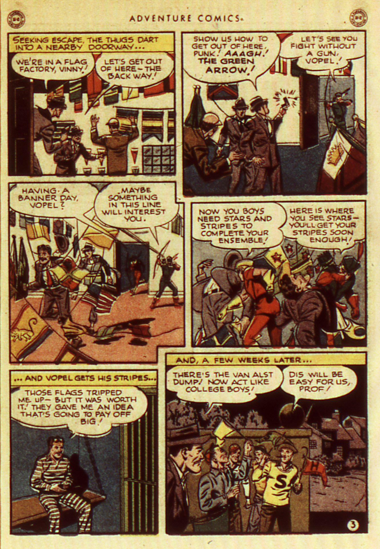 Read online Adventure Comics (1938) comic -  Issue #105 - 13