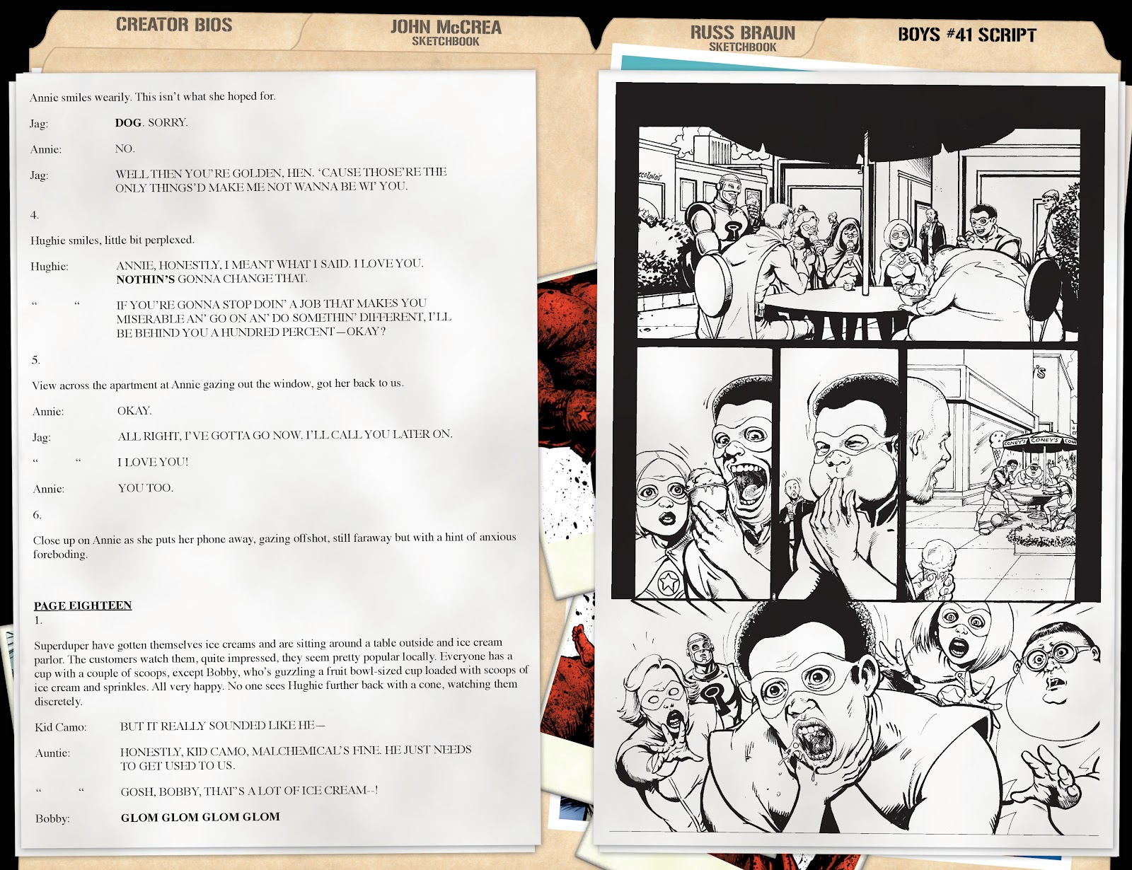 Read online The Boys Omnibus comic -  Issue # TPB 4 (Part 4) - 64