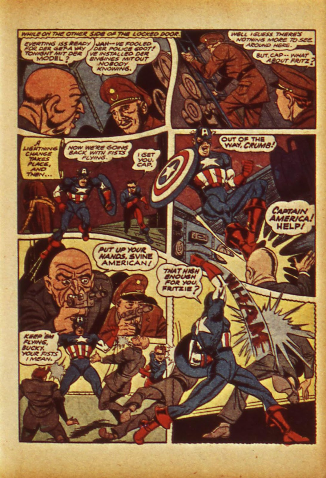 USA Comics issue 7 - Page 17