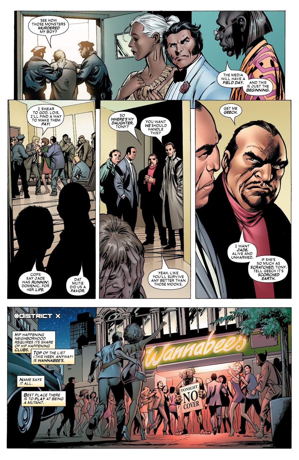 Uncanny X-Men (1963) issue 450 - Page 17