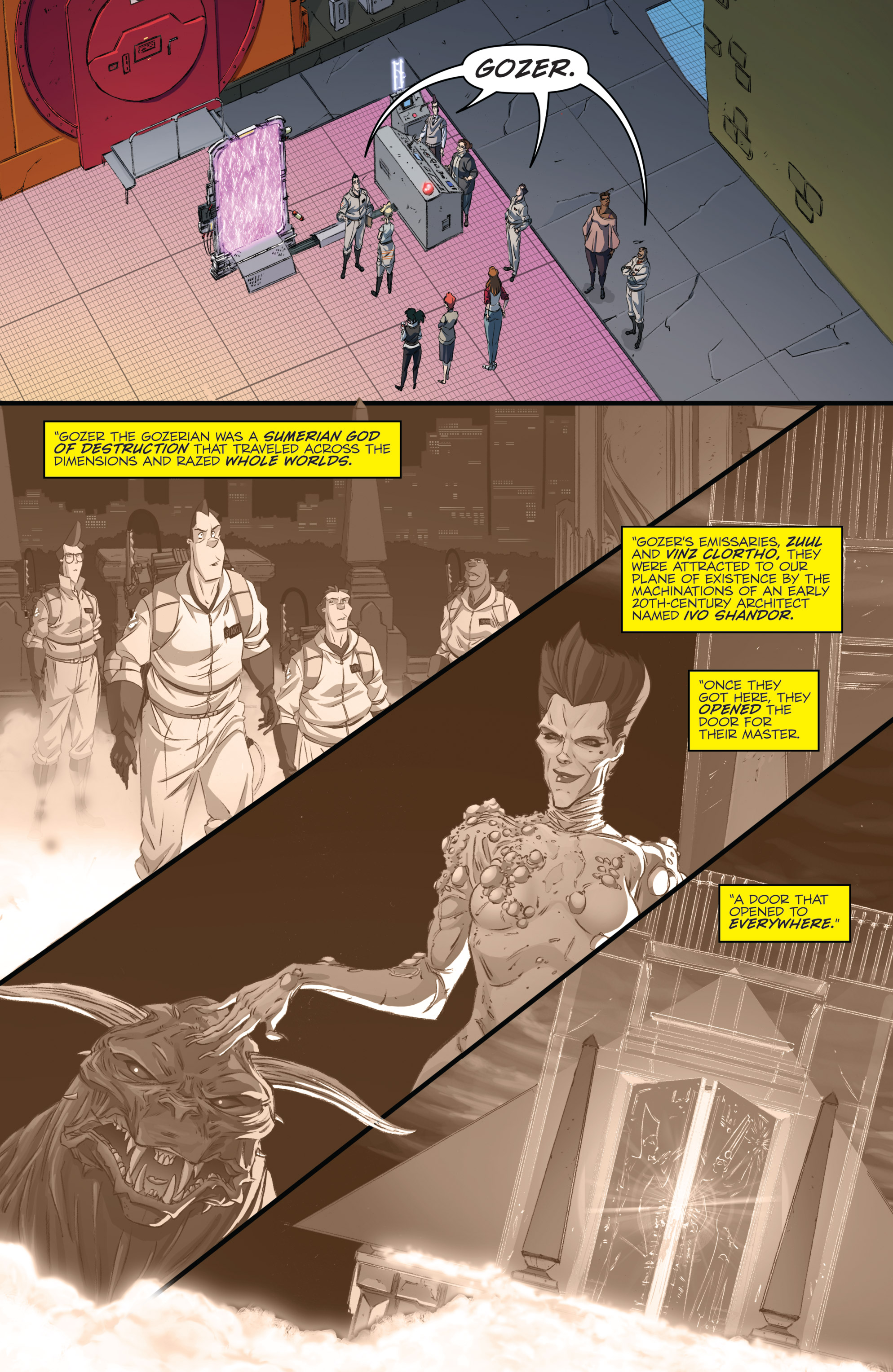 Read online Ghostbusters 101 comic -  Issue #3 - 22