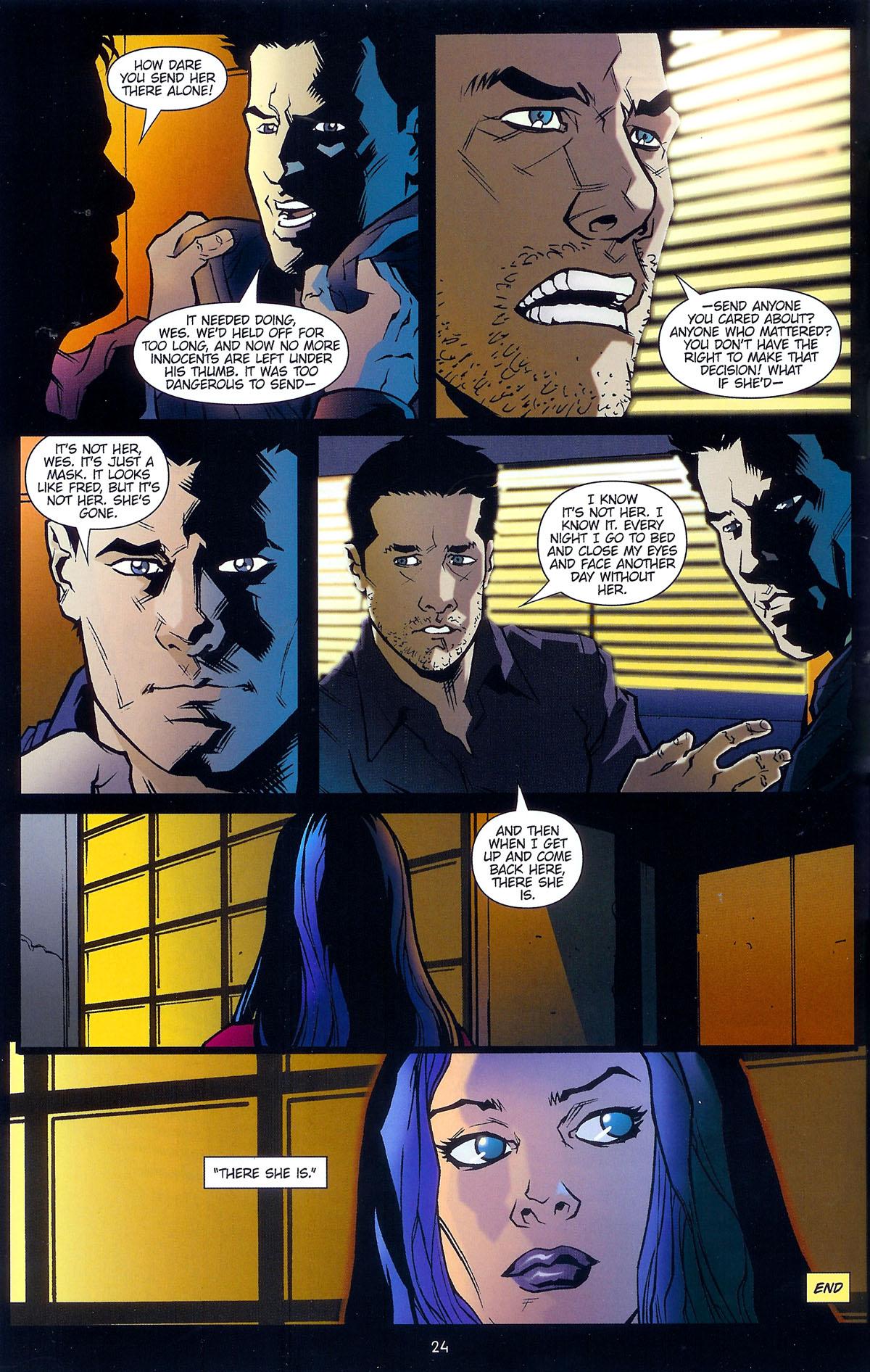 Read online Angel: Masks comic -  Issue # Full - 26